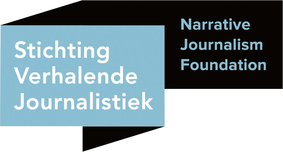 Logo Stichting Verhalende Journalistiek