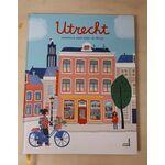 Prenteboek Utrecht - Ellen de Bruijn