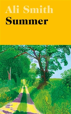Boekomslag Ali Smith - Summer