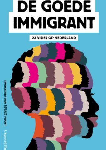 Boekomslag De Goede Immigrant
